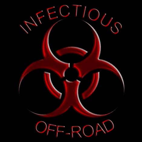 Infectiousoffroad Logo